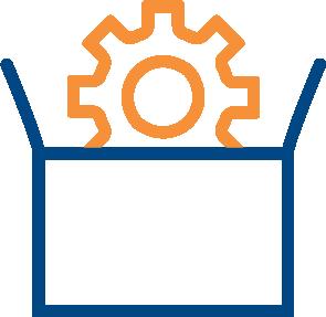 Materials & parts icon